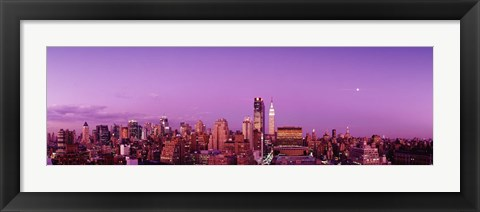Framed Midtown NYC, New York City, New York State, USA Print