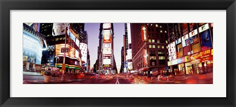 Framed Times Square, New York City Print