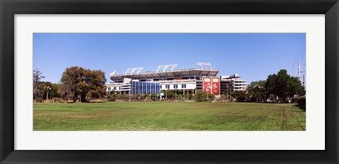 Framed Raymond James Stadium,Tampa, Florida Print