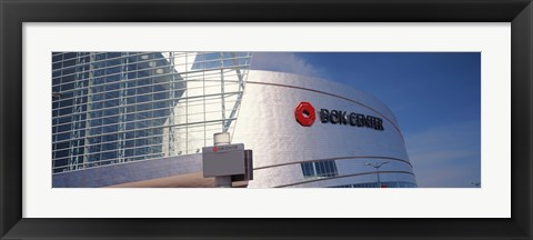 Framed BOK Center, Tulsa, Oklahoma Print