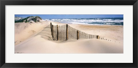 Framed Outer Banks, North Carolina, USA Print