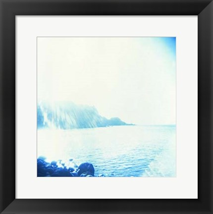 Framed Holga Hawaii IV Print