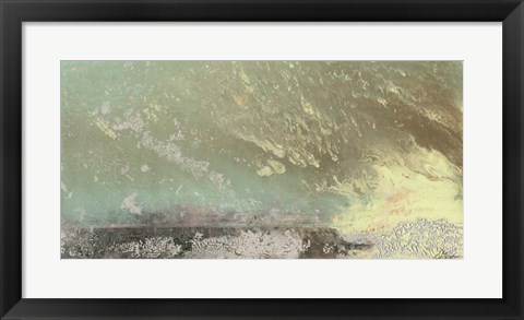 Framed Converging Winds II Print