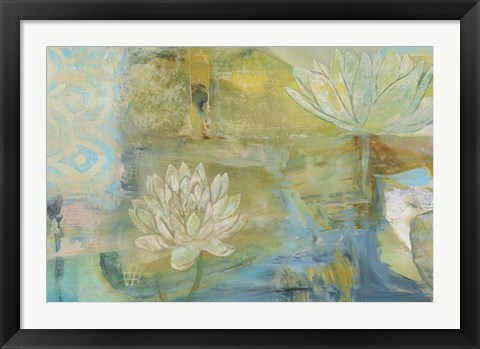 Framed Lotus Dream Print
