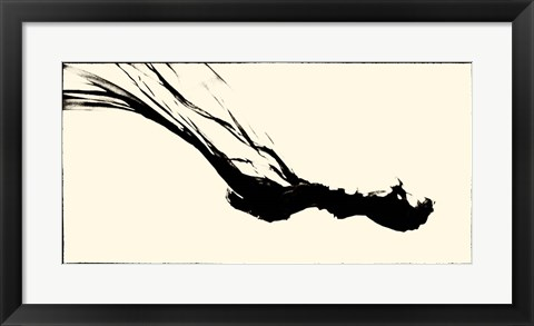 Framed Silk Ink III Print