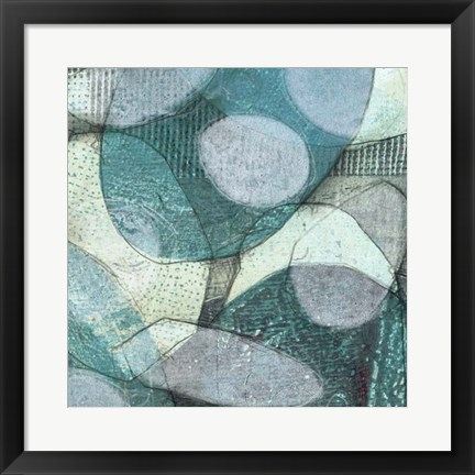 Framed Intersected II Print