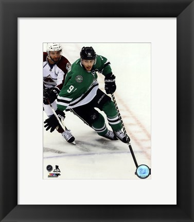 Framed Tyler Seguin 2013-14 Action Print
