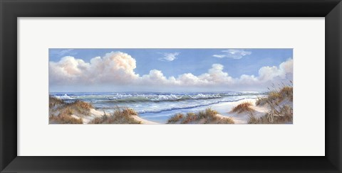 Framed Seascape I Print