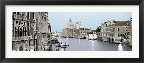 Framed Evening on the Grand Canal Print
