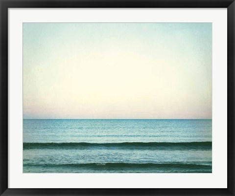 Framed Distant Horizon Print