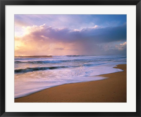 Framed Pacific Storm Print