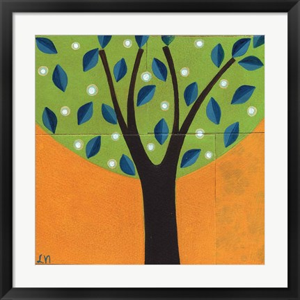 Framed Tree / 157 Print