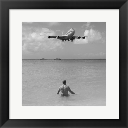 Framed Airplanes 12 Print