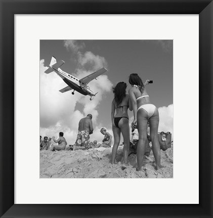 Framed Airplanes 17 Print