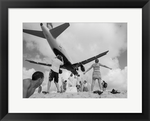 Framed Airplanes 22 Print
