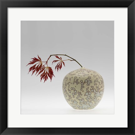 Framed New Chinese Maple Print