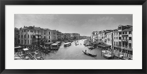 Framed Gran Canale B Print