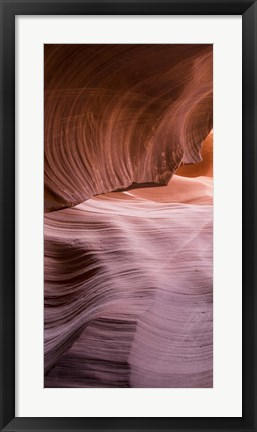 Framed Lower Wave II 1 of 3 Print