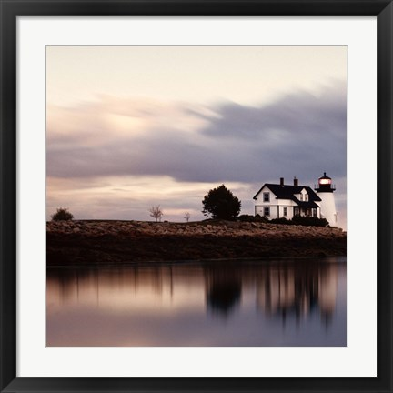 Framed Prospect Light Panoramica 2 color 1 of 3 Print