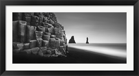 Framed Contrasts Print