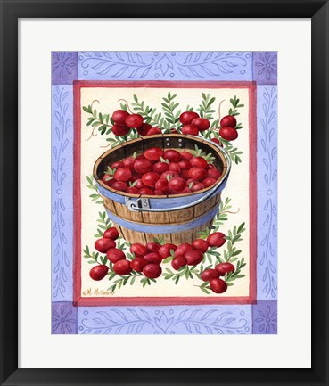 Framed Cranberries Print