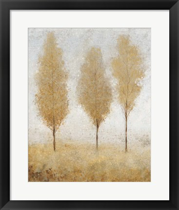 Framed Autumn Springs I Print