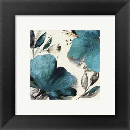 Framed Summer Caress II - Mini Print
