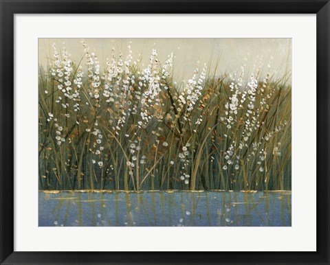 Framed By the Tall Grass I Print