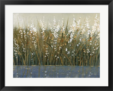 Framed By the Tall Grass II Print
