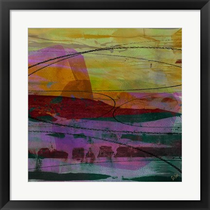 Framed Impression III Print