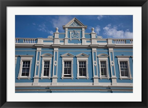 Framed Detail in Simon's Town, Western Cape, South Africa. Print
