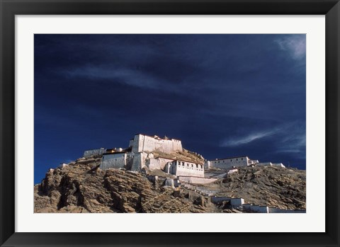 Framed Potala Palace, Lhasa, China Print