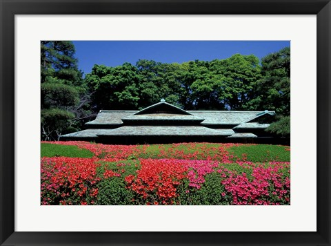 Framed Imperial Palace, Tokyo, Japan Print