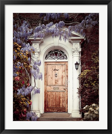 Framed Dream Home Print