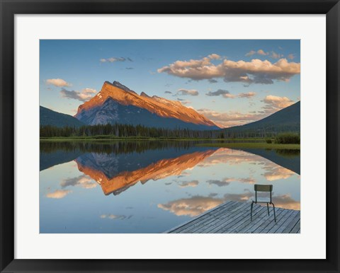 Framed Banff National Park Print