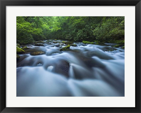 Framed Great Smoky Mountain Print