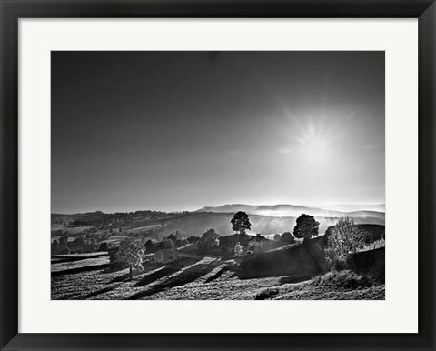 Framed Extreme Sunlight Print