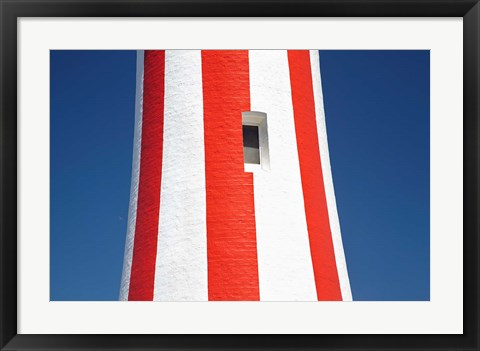 Framed Historic Mersey Bluff Lighthouse, Devonport, Australia Print