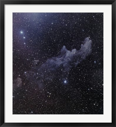 Framed Witch Head Nebula Print
