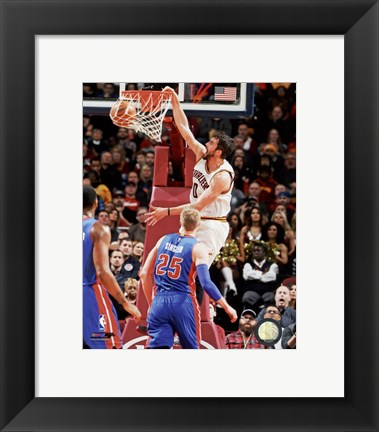 Framed Kevin Love 2014-15 Action Print