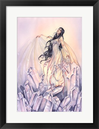 Framed Crystal Magic Print