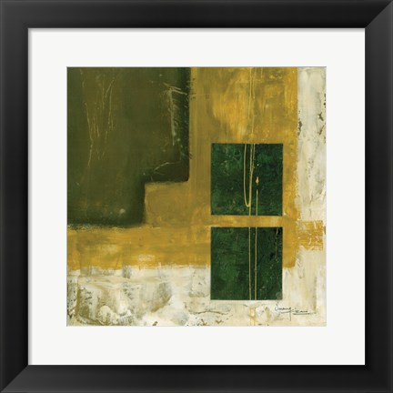 Framed Impartial Space 2 Print