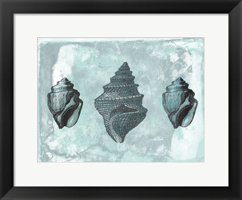 Framed Ocean Beauty 2 Print