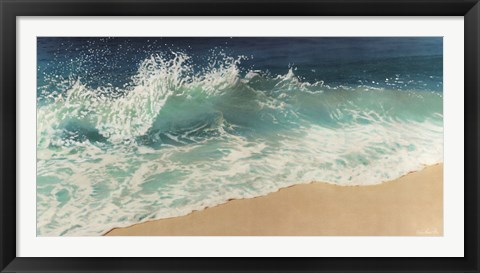 Framed Tickle Wave Print