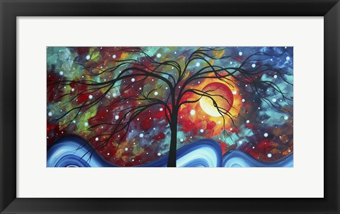 Framed Envision The Beauty Print
