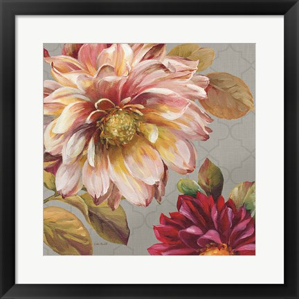Framed Classically Beautiful III Print