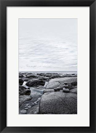 Framed Eternity IV - Vertical Print