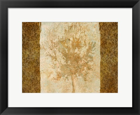 Framed Tree 2 Print