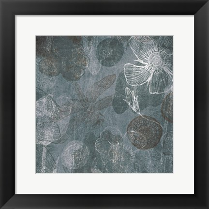 Framed Luxurious Intuition B1 Print
