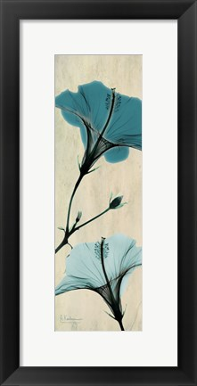 Framed Hibiscus 1 Print